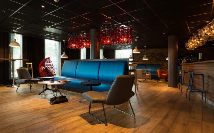 Scandic Stavanger City - Bar