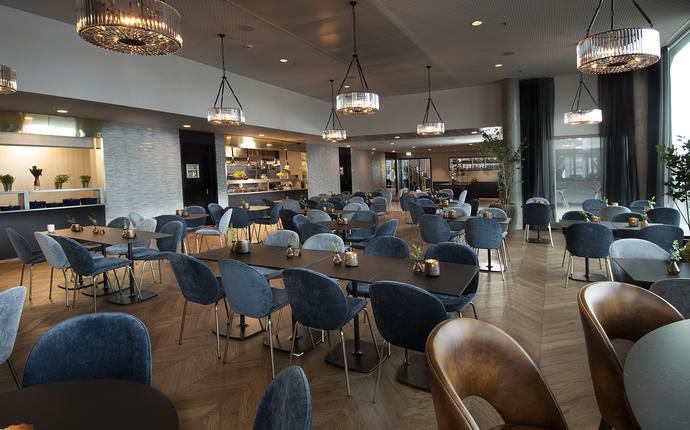 Mandal Hotell - Anker restaurant