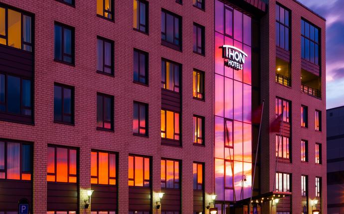Thon Hotel Nordlys - Thon Hotel Nordlys