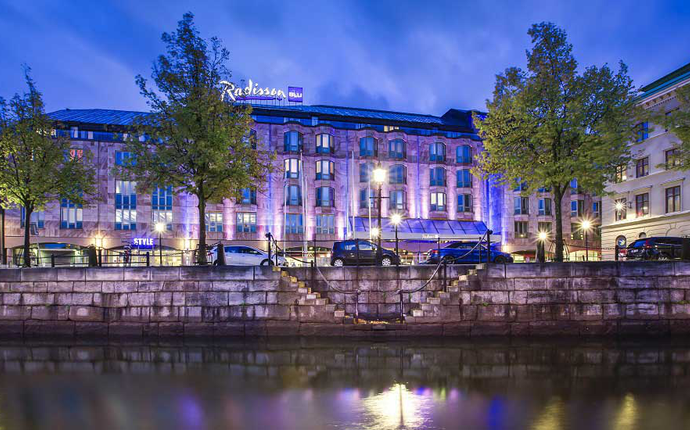 Radisson Blu Scandinavia Hotel Gothenburg