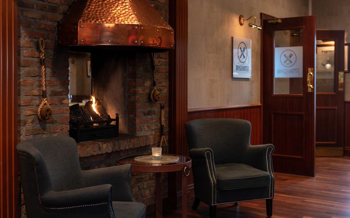 Quality Hotel Florø - Lobby