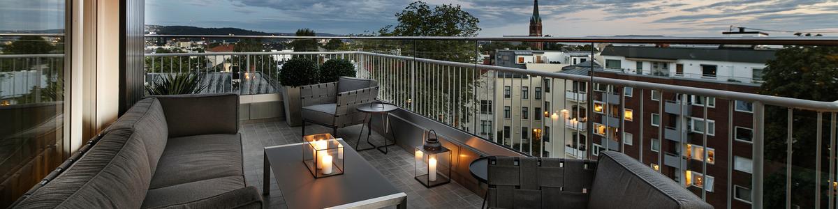 Saga Hotels – Top Floor