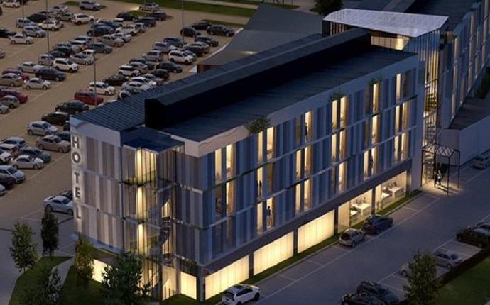 First Hotel Arlanda Airport - Fasade