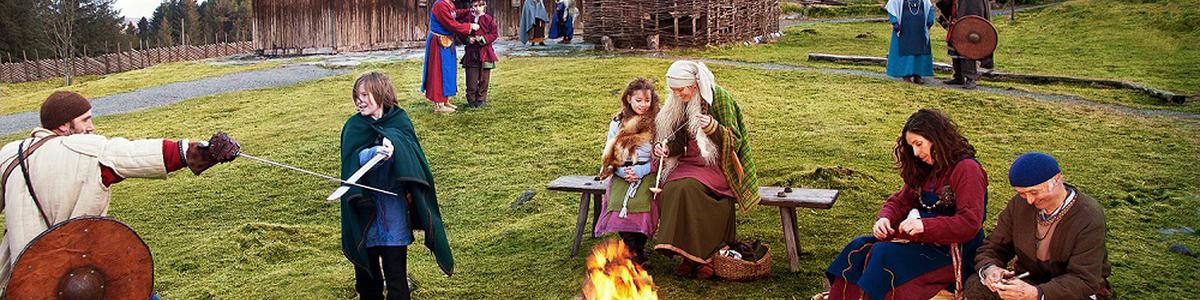 Vikinggarden Avaldsnes