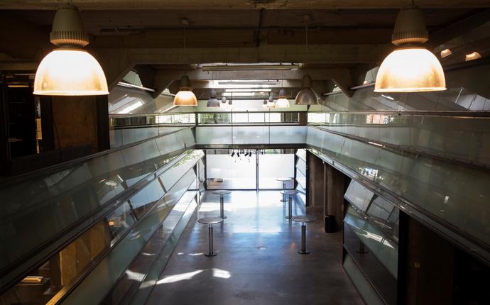 DOGA Design og arkitektur Norge - Atriet