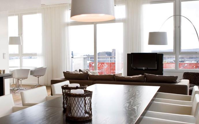 Thon Hotel Panorama - Suite 14