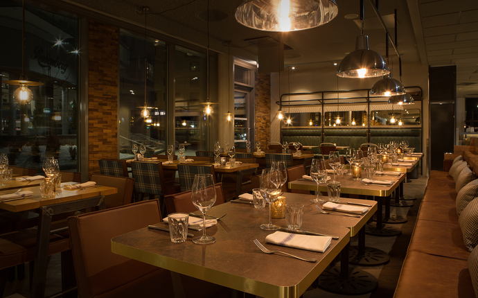 Scandic Lillestrøm - Restaurant