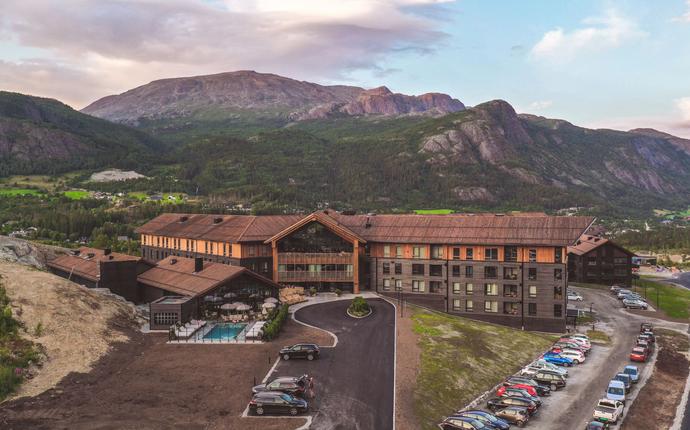 Fýri Resort
