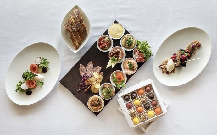 Tyrifjord Hotell - Spennende og variert kjøkken