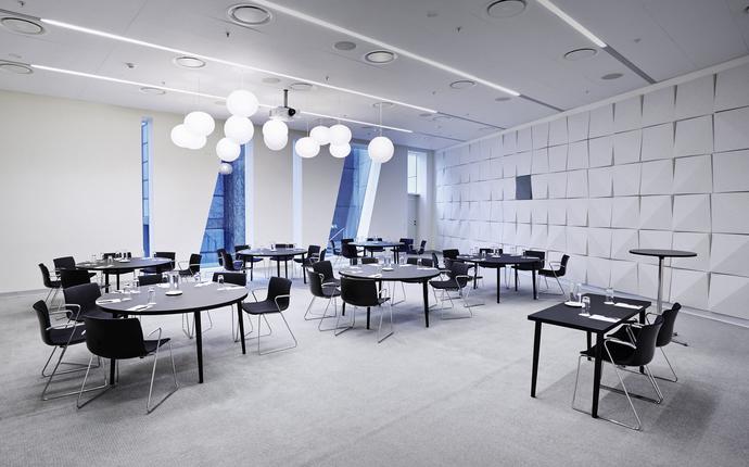 AC Hotel Bella Sky Copenhagen - Alle vores mødelokaler er udstyret med det nyeste inden for IT og AV.