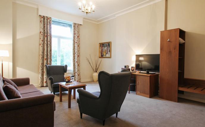 Best Western Karl Johan Hotell - Junior suite