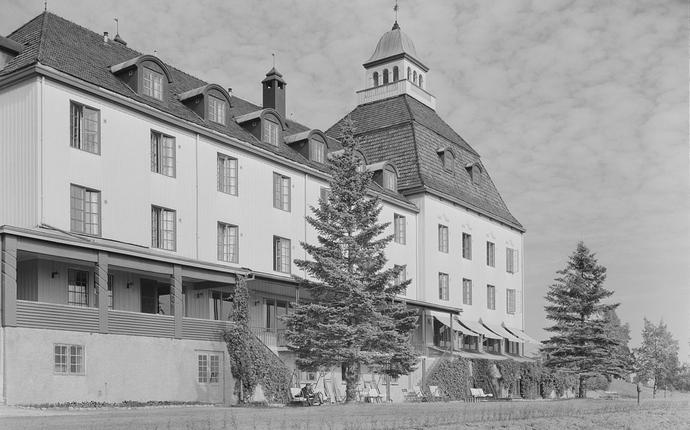 Hotel Norge Høsbjør
