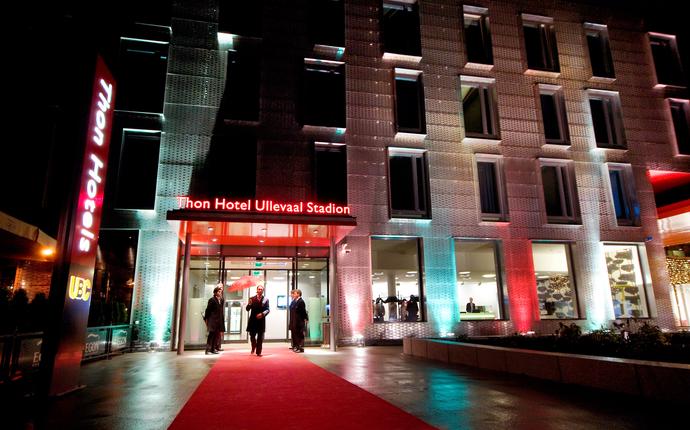 Meet Ullevaal - Inngang via Thon Hotel Ullevaal Stadion