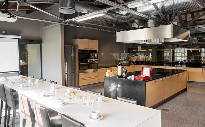 Kulinarisk Akademi - Møterom med plass til maks 16 personer Mathallen