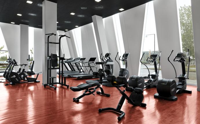 AC Hotel Bella Sky Copenhagen - Vores fitness center er åbent hele døgnet, og har alt du skal bruge til en god træning.