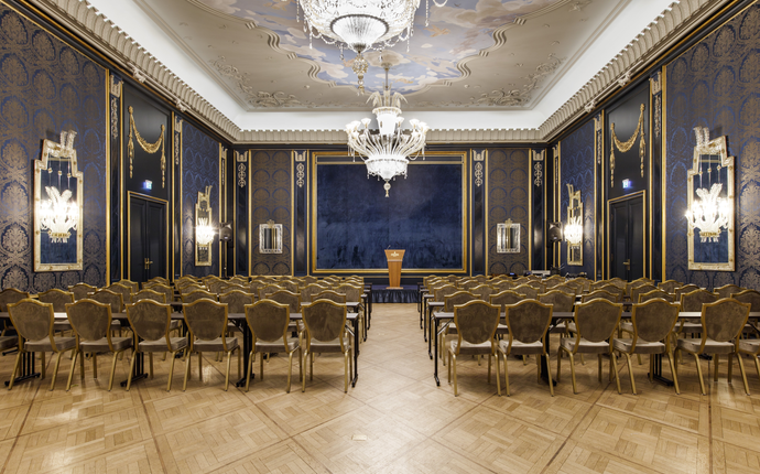 Grand Hotel Oslo - Rococo