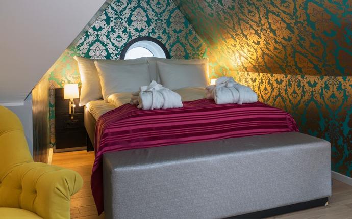Thon Hotel Rosenkrantz, Bergen - Juniorsuite