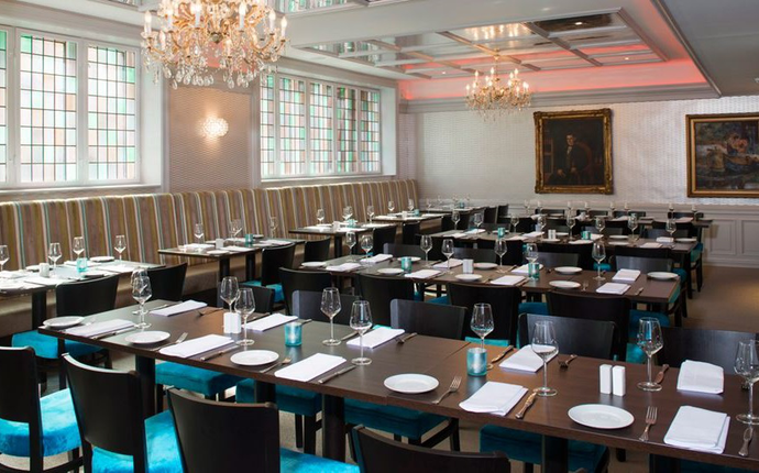 Thon Hotel Slottsparken - Restaurant
