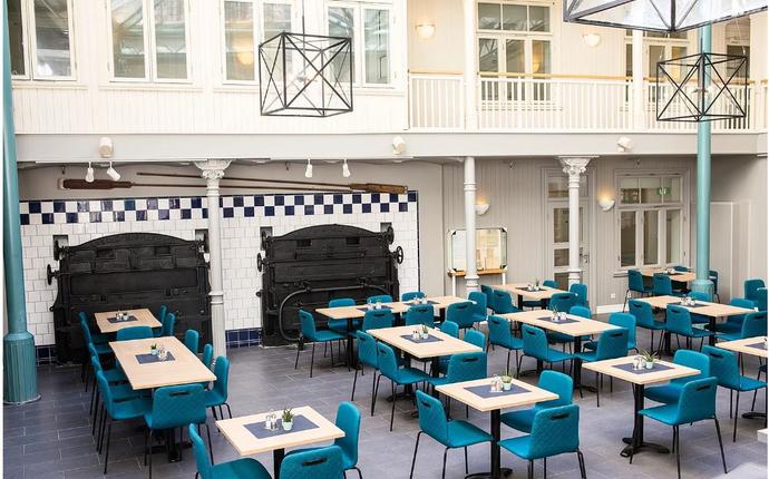 Best Western Plus Hotel Bakeriet - Spisesal