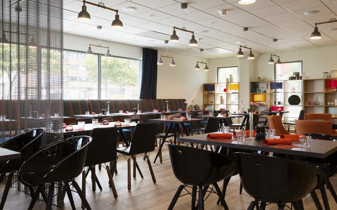 Scandic Stavanger City - Restaurant