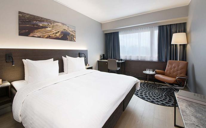 Radisson Blu Park Hotel, Fornebu - Business rom