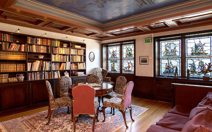 Midtåsen - Biblioteket
