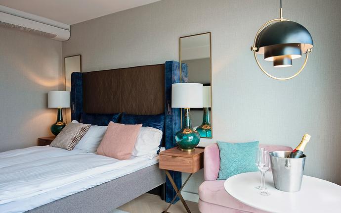 Radisson Blu Caledonien Hotel - Rom