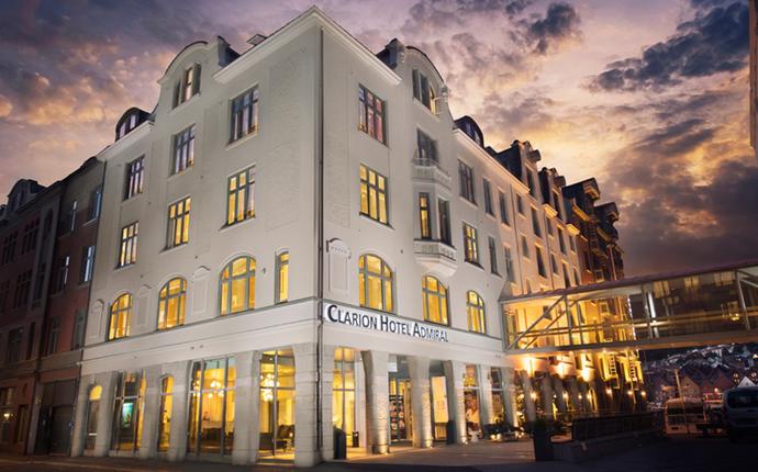 Clarion Hotel Admiral - Clarion Hotel Admiral