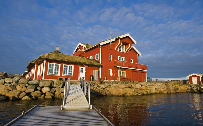 Hustadvika Gjestegård