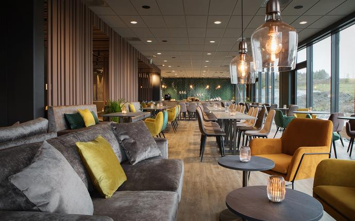 Scandic Brennemoen - Restaurant