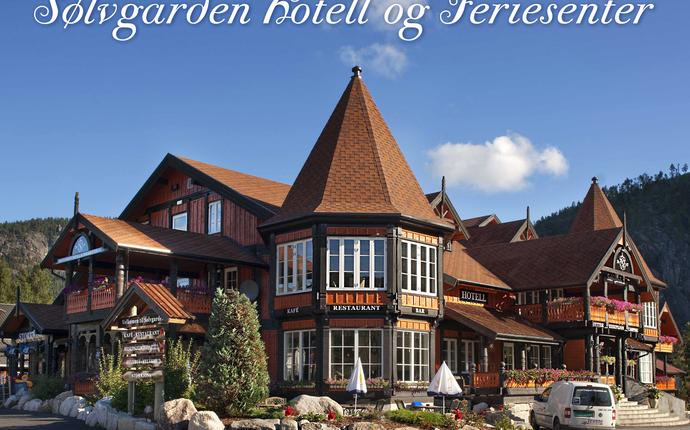 Sølvgarden Hotell Feriesenter