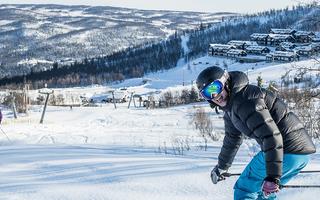 Geilo - et klassisk vintersportsted
