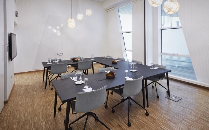 AC Hotel Bella Sky Copenhagen - Alle vores mødelokaler er indrettet med henblik på at fremme inspiration og interaktion.