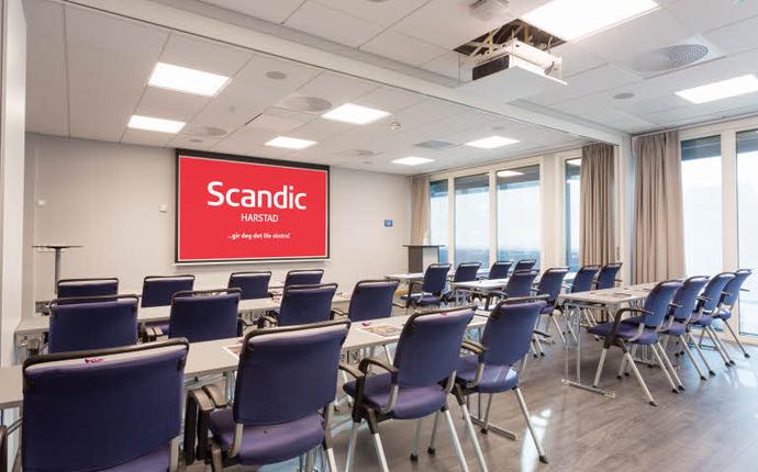 Scandic Harstad - Møterom Thor Hushovd