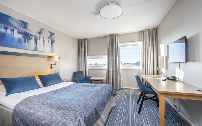 Anker Hotel - Budget dobbeltrom