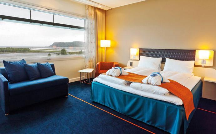 Radisson Blu Hotel, Trondheim Airport - Hotellrom