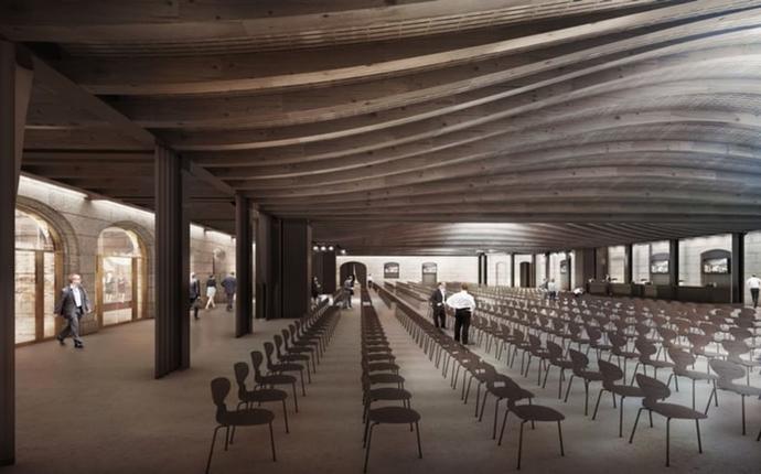 Villa Copenhagen - åpner 1. april 2020 - Konferansesal