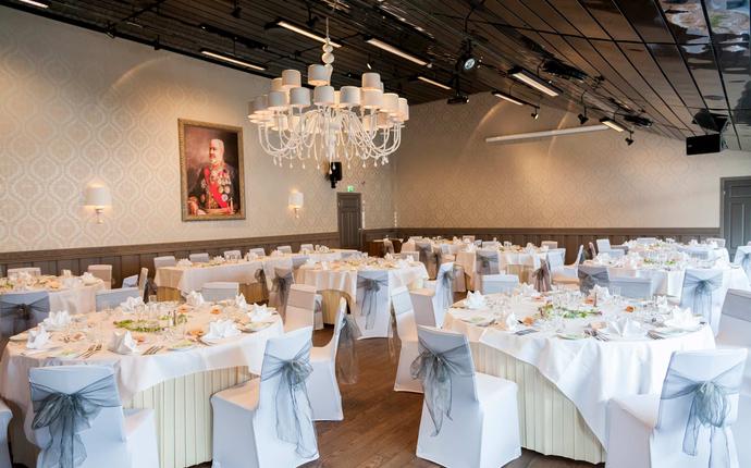 Bårdshaug Herregård - Hotellets festsal