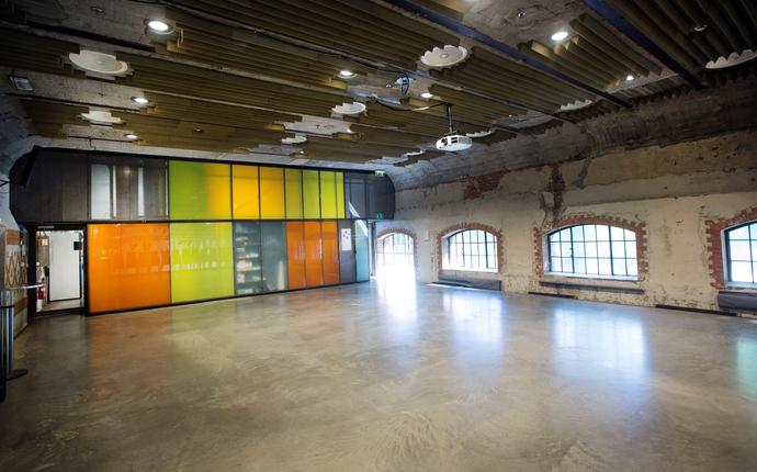 DOGA Design og arkitektur Norge - Mezzaninen