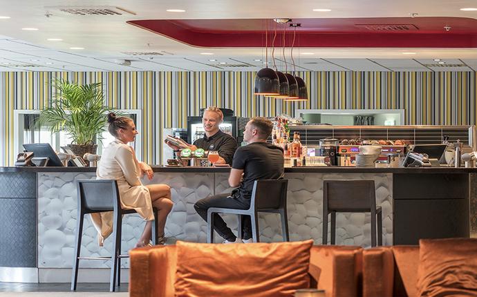 Clarion Hotel & Congress Oslo Airport, Gardermoen - Bar