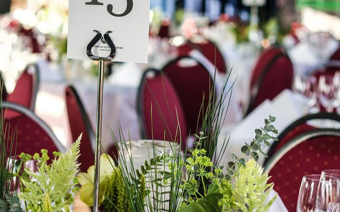 Stratos Konferanse & Selskapslokale - Toppetasjen - bankett eller middag
