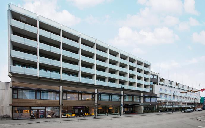 Scandic Alexandra Molde - Fasade