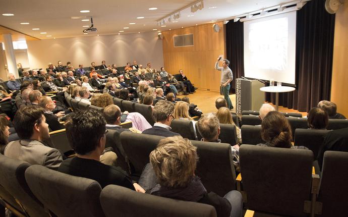 Forskningsparken Konferansesenter - Forum