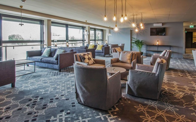 Thon Hotel Horten - Lounge 2. etg.