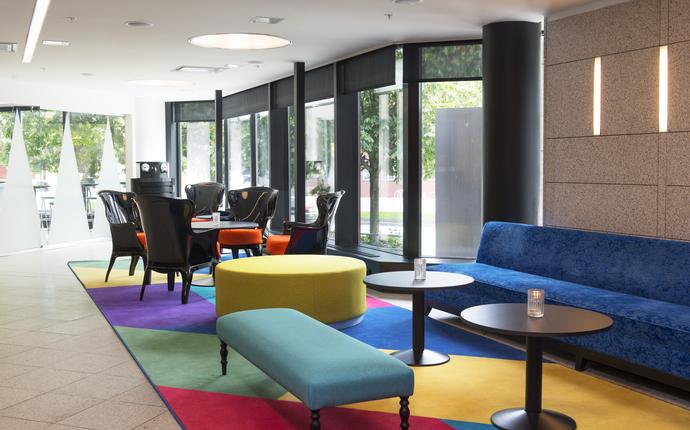 Thon Hotel Vika Atrium - Lobby/lounge