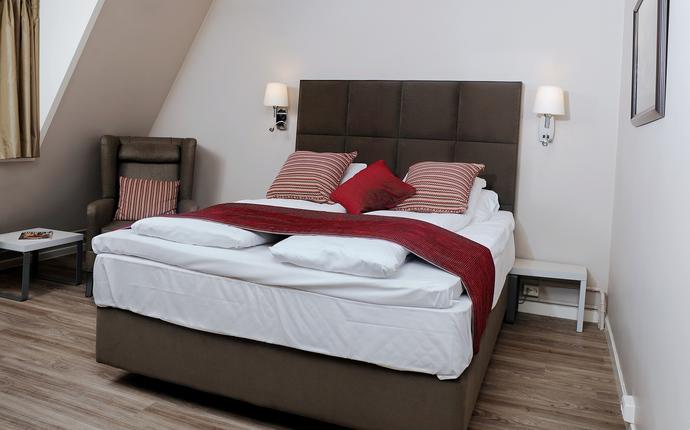 Bergstaden Hotel - Standard dobbeltrom