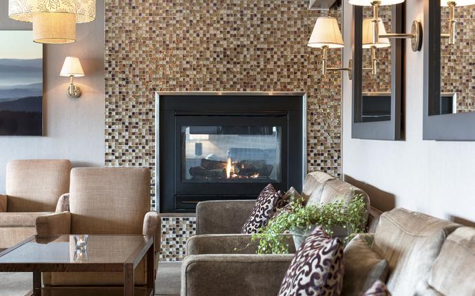 Tyrifjord Hotell - Hyggelige salonger