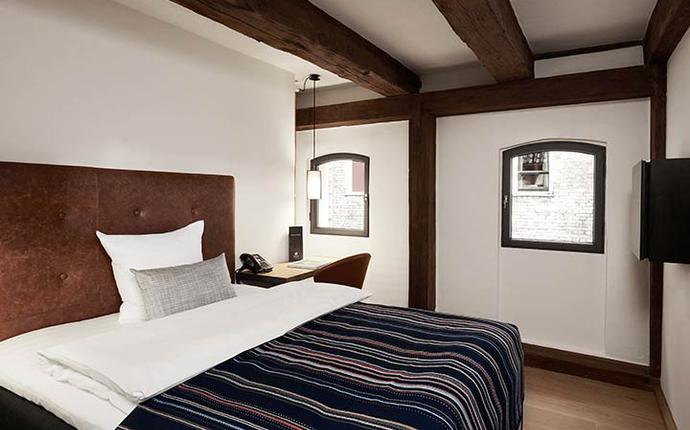 71 Nyhavn Hotel - Rom