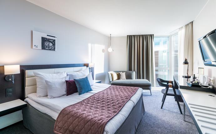 Clarion Hotel Stockholm - Standard Room @ Clarion Hotel Stockholm