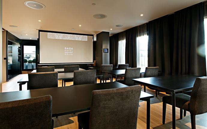 Saga Hotel Oslo - Top Floor